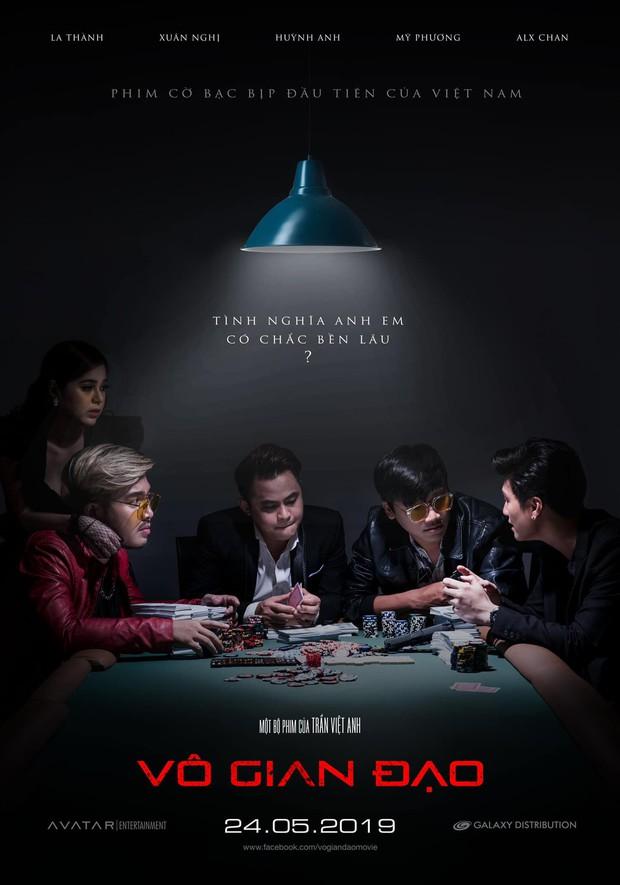 Mới tung teaser trailer, phim cờ bạc bịp đầu tiên của Việt Nam Vô Gian Đạo gây tranh cãi từ cái tên - Ảnh 2.