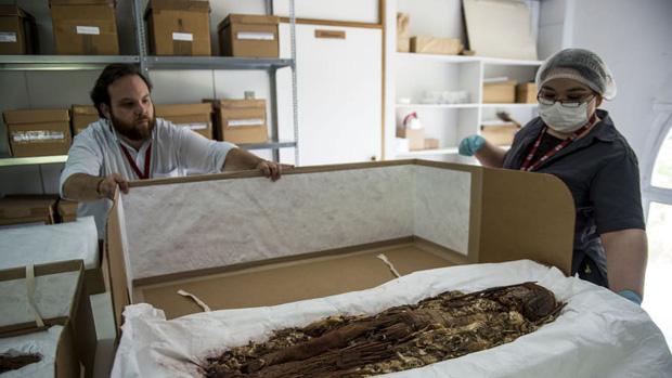 Ngạc nhiên chưa: Những xác ướp cổ nhất thế giới không phải của người Ai Cập - Ảnh 8.