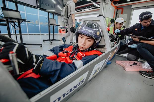 Tường thuật: Rạng danh sinh viên Việt trên đường đua tầm cỡ thế giới: 5 mẫu xe tiết kiệm nhiên liệu tranh tài với gần 100 đội thi - Ảnh 7.
