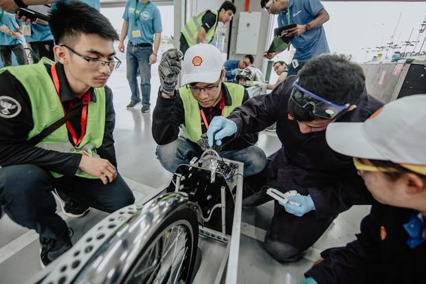 Tường thuật: Rạng danh sinh viên Việt trên đường đua tầm cỡ thế giới: 5 mẫu xe tiết kiệm nhiên liệu tranh tài với gần 100 đội thi - Ảnh 8.