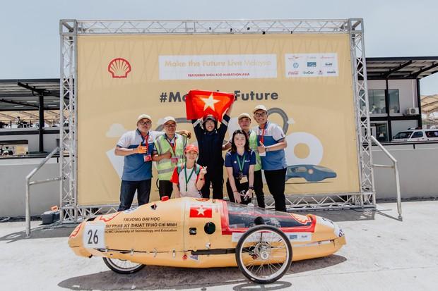 Tường thuật: Rạng danh sinh viên Việt trên đường đua tầm cỡ thế giới: 5 mẫu xe tiết kiệm nhiên liệu tranh tài với gần 100 đội thi - Ảnh 13.