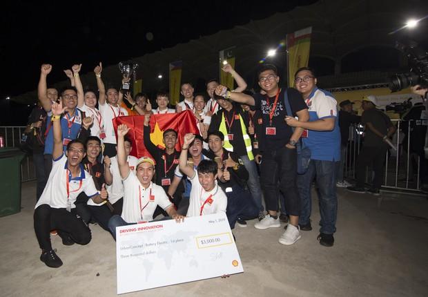 Tường thuật: Rạng danh sinh viên Việt trên đường đua tầm cỡ thế giới: 5 mẫu xe tiết kiệm nhiên liệu tranh tài với gần 100 đội thi - Ảnh 28.