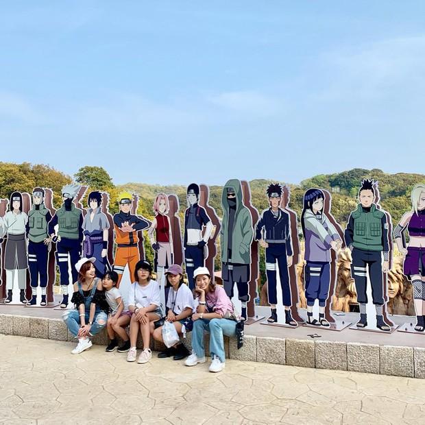 Có gì tại công viên chủ đề Naruto vừa được Nhật Bản trình làng khiến các fan cứng bộ truyện đứng ngồi không yên? - Ảnh 8.