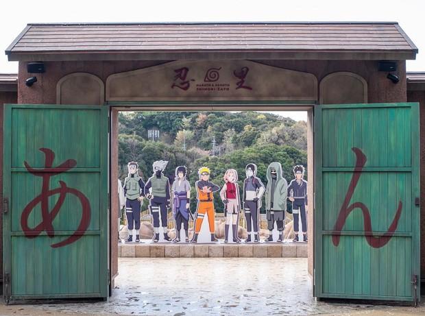 Có gì tại công viên chủ đề Naruto vừa được Nhật Bản trình làng khiến các fan cứng bộ truyện đứng ngồi không yên? - Ảnh 6.