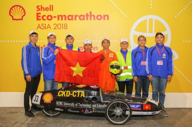 Tường thuật: Rạng danh sinh viên Việt trên đường đua tầm cỡ thế giới: 5 mẫu xe tiết kiệm nhiên liệu tranh tài với gần 100 đội thi - Ảnh 2.
