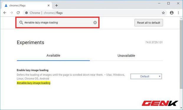 Google Chrome 74 có tính năng Lazy Loading rất hay, giúp bạn lướt web nhanh hơn, tốn ít băng thông và tài nguyên hơn - Ảnh 3.