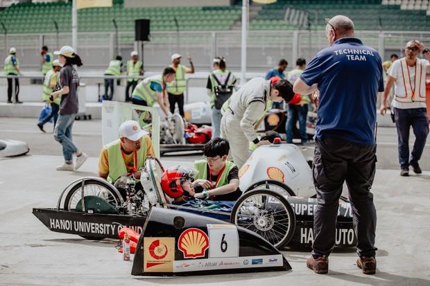 Tường thuật: Rạng danh sinh viên Việt trên đường đua tầm cỡ thế giới: 5 mẫu xe tiết kiệm nhiên liệu tranh tài với gần 100 đội thi - Ảnh 18.