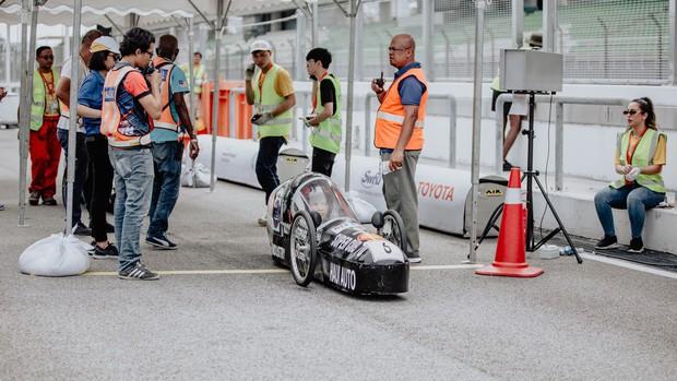 Tường thuật: Rạng danh sinh viên Việt trên đường đua tầm cỡ thế giới: 5 mẫu xe tiết kiệm nhiên liệu tranh tài với gần 100 đội thi - Ảnh 19.