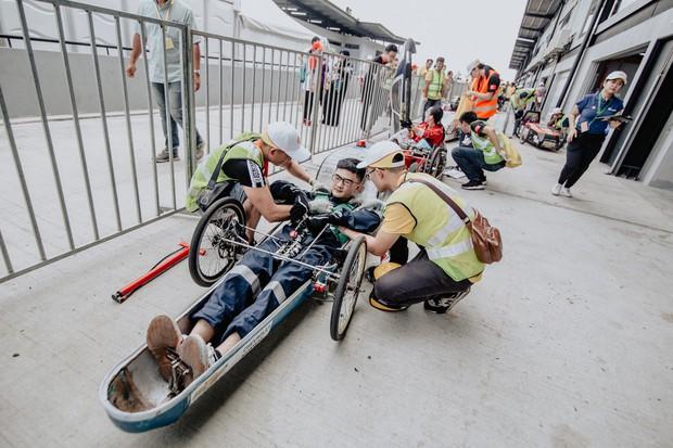 Tường thuật: Rạng danh sinh viên Việt trên đường đua tầm cỡ thế giới: 5 mẫu xe tiết kiệm nhiên liệu tranh tài với gần 100 đội thi - Ảnh 20.
