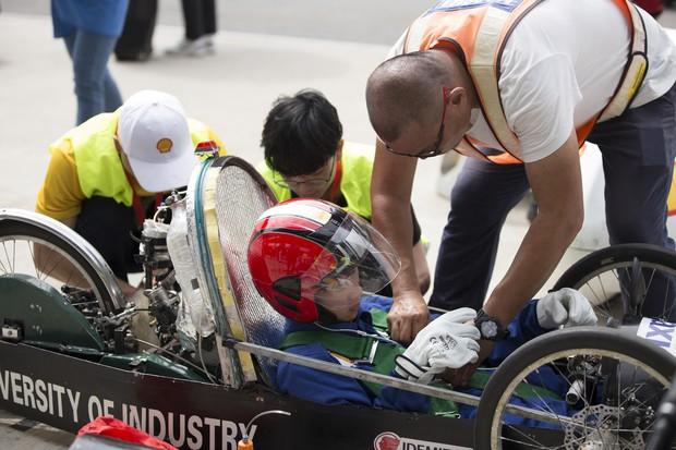 Tường thuật: Rạng danh sinh viên Việt trên đường đua tầm cỡ thế giới: 5 mẫu xe tiết kiệm nhiên liệu tranh tài với gần 100 đội thi - Ảnh 25.