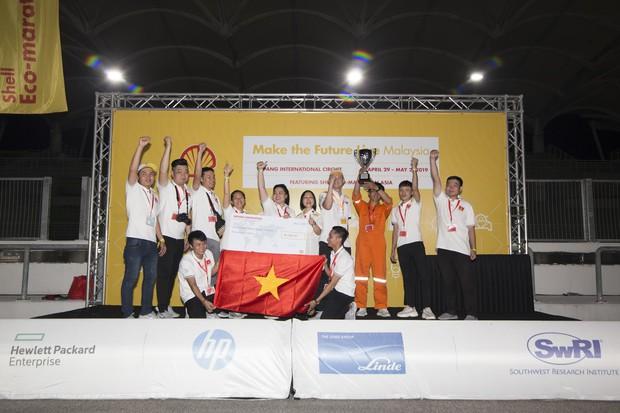 Tường thuật: Rạng danh sinh viên Việt trên đường đua tầm cỡ thế giới: 5 mẫu xe tiết kiệm nhiên liệu tranh tài với gần 100 đội thi - Ảnh 27.