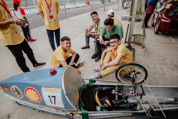 Tường thuật: Rạng danh sinh viên Việt trên đường đua tầm cỡ thế giới: 5 mẫu xe tiết kiệm nhiên liệu tranh tài với gần 100 đội thi - Ảnh 3.