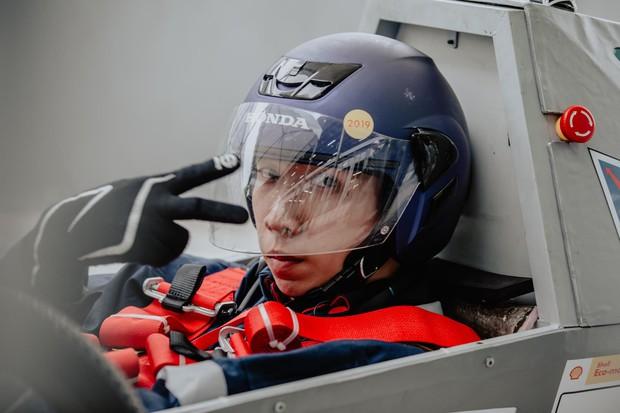 Tường thuật: Rạng danh sinh viên Việt trên đường đua tầm cỡ thế giới: 5 mẫu xe tiết kiệm nhiên liệu tranh tài với gần 100 đội thi - Ảnh 5.