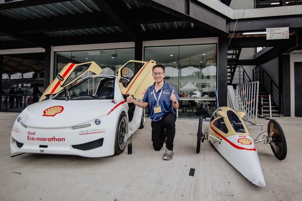 Tường thuật: Rạng danh sinh viên Việt trên đường đua tầm cỡ thế giới: 5 mẫu xe tiết kiệm nhiên liệu tranh tài với gần 100 đội thi - Ảnh 11.