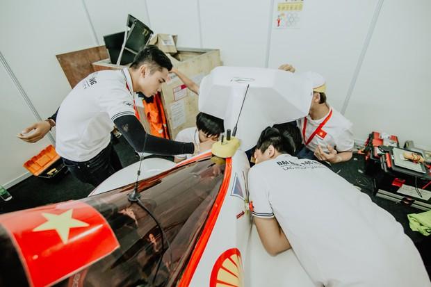 Tường thuật: Rạng danh sinh viên Việt trên đường đua tầm cỡ thế giới: 5 mẫu xe tiết kiệm nhiên liệu tranh tài với gần 100 đội thi - Ảnh 14.