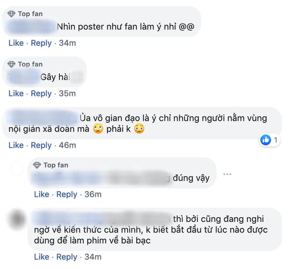 Mới tung teaser trailer, phim cờ bạc bịp đầu tiên của Việt Nam Vô Gian Đạo gây tranh cãi từ cái tên - Ảnh 8.