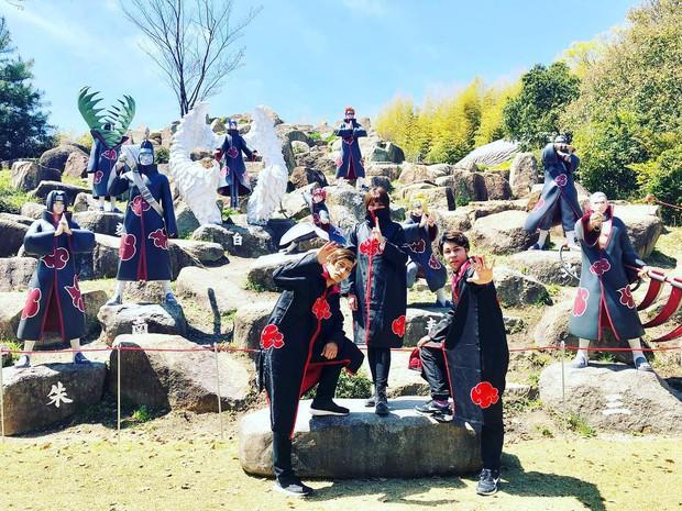 Có gì tại công viên chủ đề Naruto vừa được Nhật Bản trình làng khiến các fan cứng bộ truyện đứng ngồi không yên? - Ảnh 18.