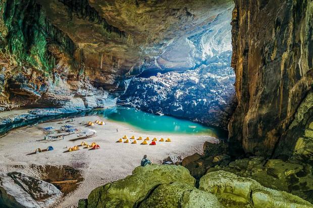Sửng sốt khi phát hiện kích thước mới của hang Sơn Đoòng: Tăng thêm 1,6 triệu m3, nâng tổng diện tích lên tới 40,1 triệu m3 - Ảnh 2.