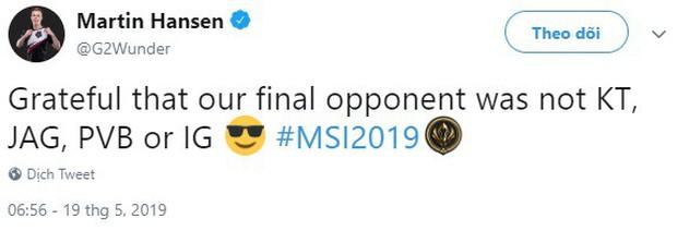 Bị loại từ vòng bảng MSI 2019 nhưng Phong Vũ Buffalo vẫn thực hiện điều ngay cả SKT T1 lẫn Team Liquid không làm được - Ảnh 1.
