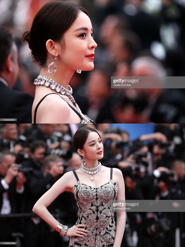 Mỹ nhân bị nhầm với Ngọc Trinh: Nàng công chúa Hoa ngữ đẹp ná thở tại Cannes bất chấp ảnh không photoshop - Ảnh 6.