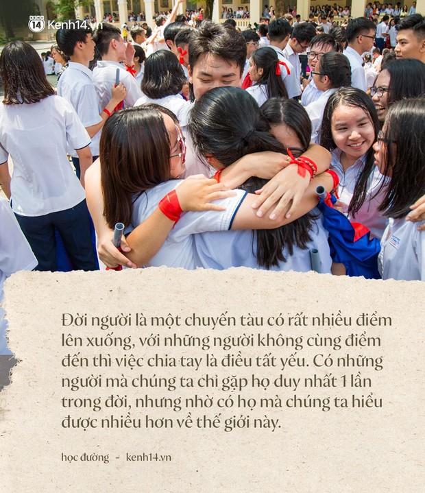 Tại sao học sinh lớp 12 khóc như mưa trong ngày bế giảng nhưng vài năm sau họp lớp không ai đi? - Ảnh 4.