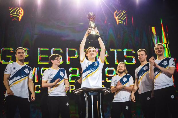 Chuyện giờ mới kể: CEO G2 Esports cho rằng họ có lẽ đã thua nếu gặp Invictus Gaming trong trận chung kết MSI 2019 - Ảnh 1.