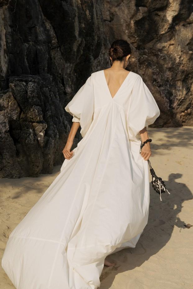 Trình diễn trên đảo hoang sơ, Fashion Voyage có những khoảnh khắc đẹp nín thở, tôn trọn vẹn vẻ đẹp kỳ quan của Vịnh Hạ Long - Ảnh 11.