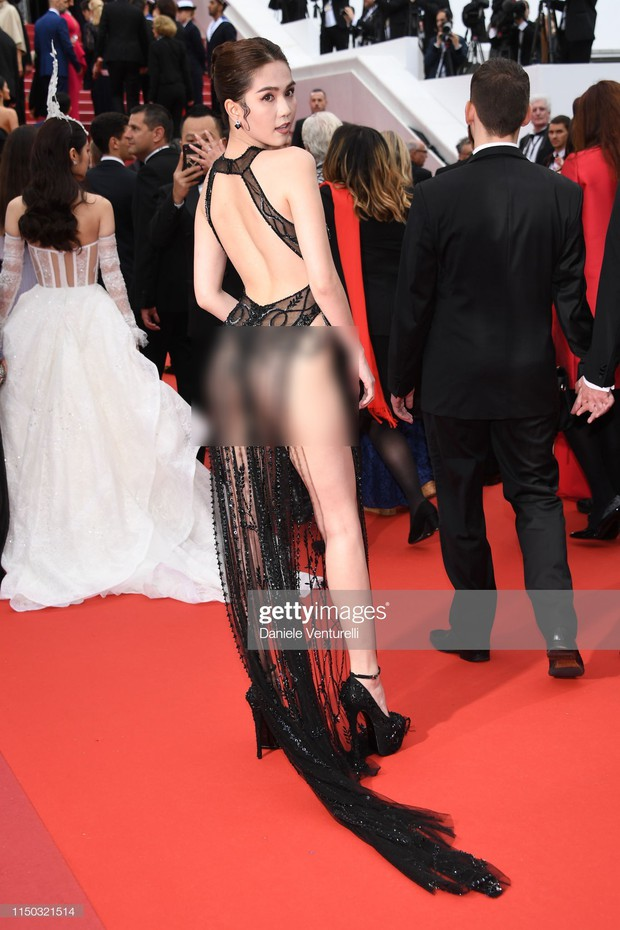 3 cấp độ quyền lực thảm đỏ ở Cannes: Phạm Băng Băng mới chỉ hạng VIP, còn Ngọc Trinh hạng chíp chíp? - Ảnh 2.
