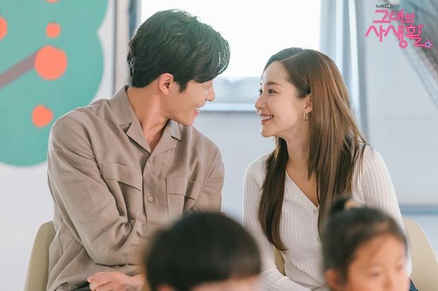 """Nhìn Park Min Young bên cạnh Kim Jae Wook tình tứ không chớp mắt, ai cũng mong """"phim giả tình thật"""" quá đi! - Ảnh 1."""