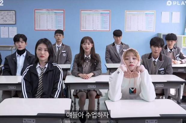 """Vừa xuất hiện, trai đẹp Choi Bo Min đe doạ hất cẳng """"con cưng Kim Dong Hee trong """"A Teen 2"""" - Ảnh 2."""