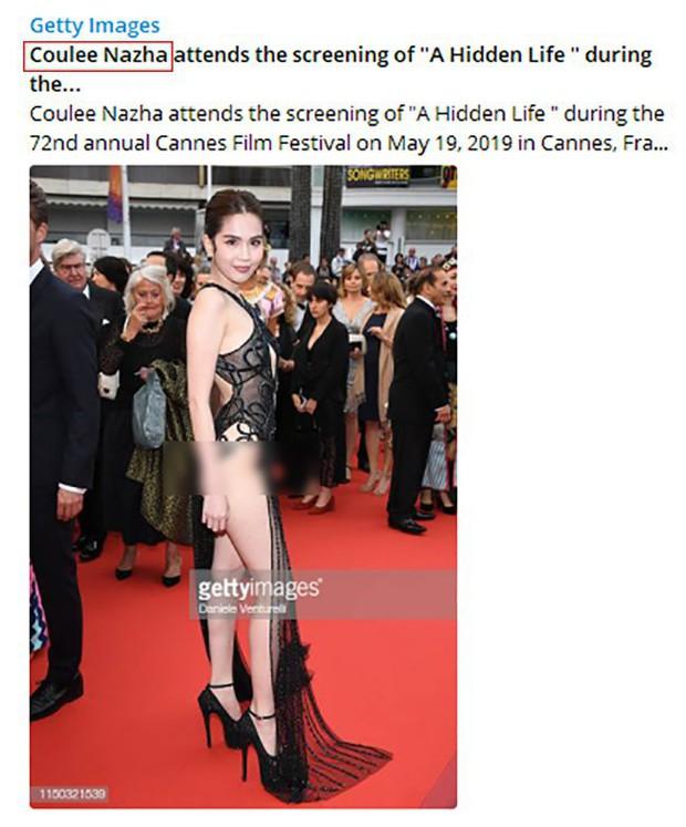 Ngọc Trinh và bộ cánh nhân trần đánh sập LHP Cannes, biểu cảm của bô lão xung quanh được dân mạng tặng ngay 1 vạn 8 ngàn ảnh chế! - Ảnh 3.