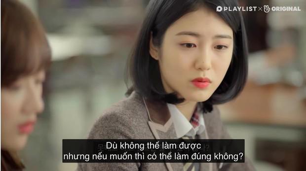 """Vừa xuất hiện, trai đẹp Choi Bo Min đe doạ hất cẳng """"con cưng Kim Dong Hee trong """"A Teen 2"""" - Ảnh 3."""