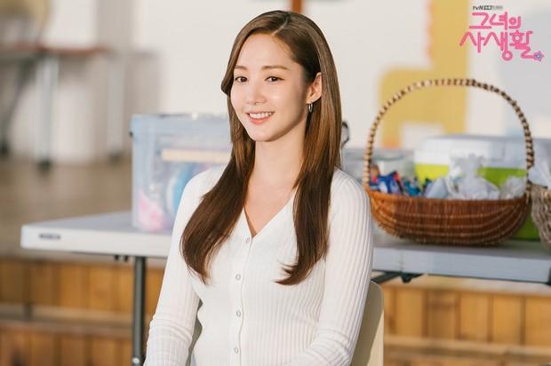 """Nhìn Park Min Young bên cạnh Kim Jae Wook tình tứ không chớp mắt, ai cũng mong """"phim giả tình thật"""" quá đi! - Ảnh 5."""