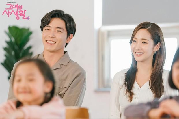 """Nhìn Park Min Young bên cạnh Kim Jae Wook tình tứ không chớp mắt, ai cũng mong """"phim giả tình thật"""" quá đi! - Ảnh 6."""