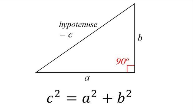 Hỏi khán giả: Định lý Pytago áp dụng với hình nào, người chơi Ai là Triệu phú nhận về câu trả lời không thể ức chế hơn - Ảnh 2.