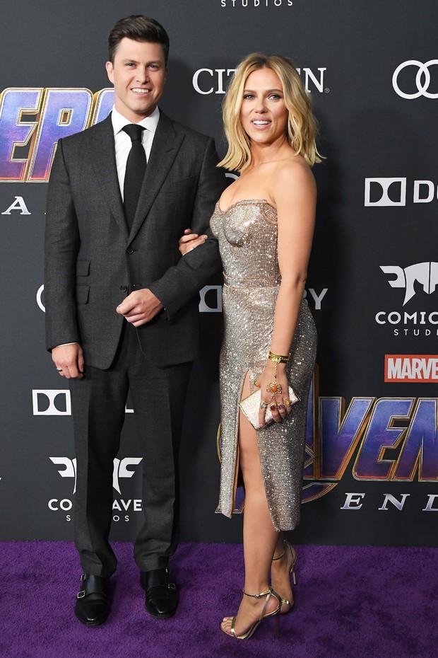 Không phải Captain Chris Evans như fan vẫn ship, Scarlett Johansson bất ngờ đính hôn với trai đẹp kém 3 tuổi - Ảnh 2.