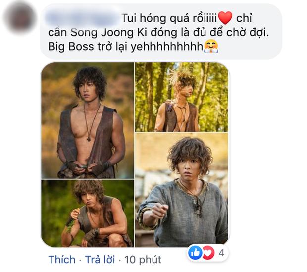 Tung một rổ poster tưởng khuấy đảo diện rộng, bom tấn của Song Joong Ki bị hiểu nhầm là Asgard nhà anh Thor béo vì lí do này! - Ảnh 8.