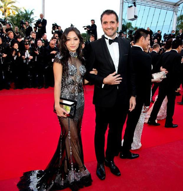 Sao Việt đến Cannes qua các mùa: Người vinh dự có tác phẩm, kẻ tơ hơ không ai biết xuất hiện để làm gì - Ảnh 12.