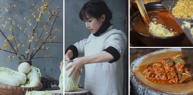 """Loạt video mỹ thực của người trẻ Trung Quốc """"bỏ phố thị về làng quê"""": hấp dẫn đến no căng cả mắt - Ảnh 2."""
