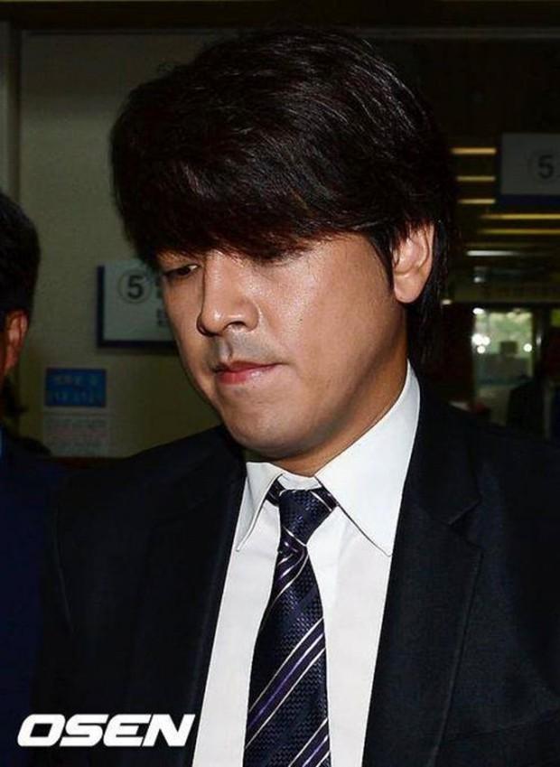 Kết cục dành cho 5 sao nam Hàn đánh phụ nữ: Kẻ lĩnh án tù, người cuối gây sốc nhất lại hạnh phúc viên mãn - Ảnh 4.