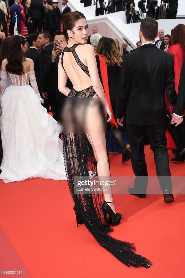 Sao Việt đến Cannes qua các mùa: Người vinh dự có tác phẩm, kẻ tơ hơ không ai biết xuất hiện để làm gì - Ảnh 30.
