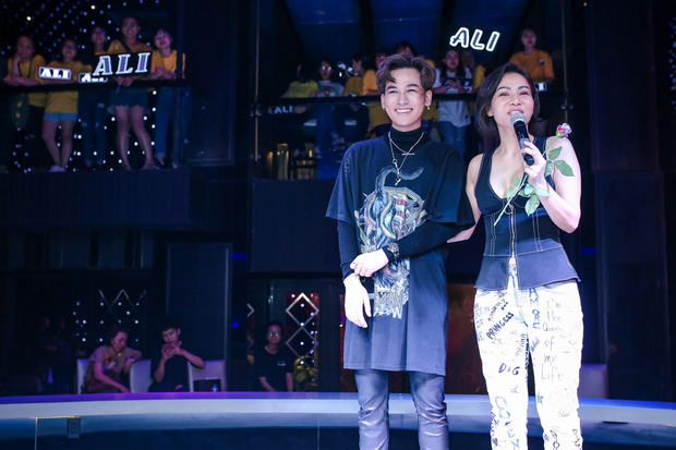 Ali Hoàng Dương bật khóc nghẹn ngào trong buổi ra mắt album mới, song ca đẳng cấp cùng Thu Minh! - Ảnh 3.