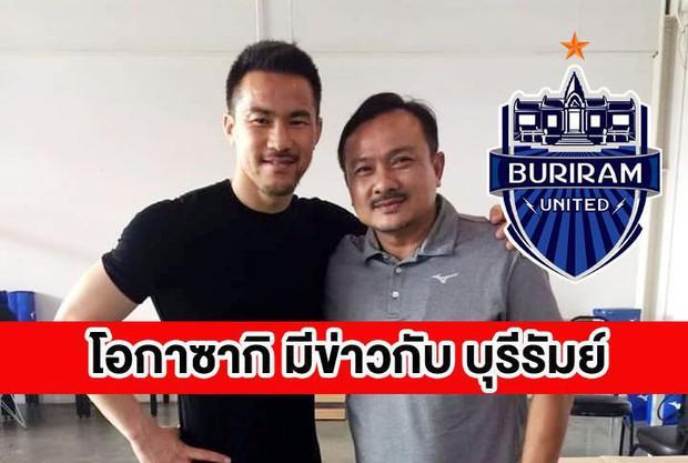 Fan Buriram United mừng hụt với tin đồn nhà cựu vô địch Ngoại hạng Anh làm đồng đội Xuân Trường - Ảnh 2.