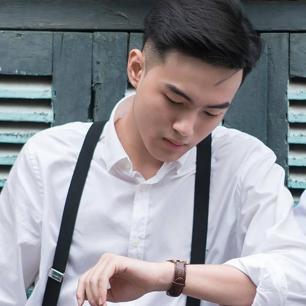 Nam sinh Hà Nội ước hết đẹp trai trong bộ ảnh kỷ yếu khiến dân mạng tò mò xem nhan sắc thật ra sao mà tự tin vậy - Ảnh 4.