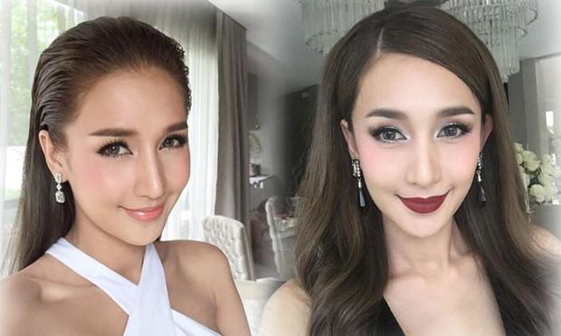 Thái Lan tụ hội dàn mỹ nhân sở hữu khung xương mặt đẹp nhất: Mình Hoa hậu chuyển giới lấn át dàn đại mỹ nhân U40! - Ảnh 1.
