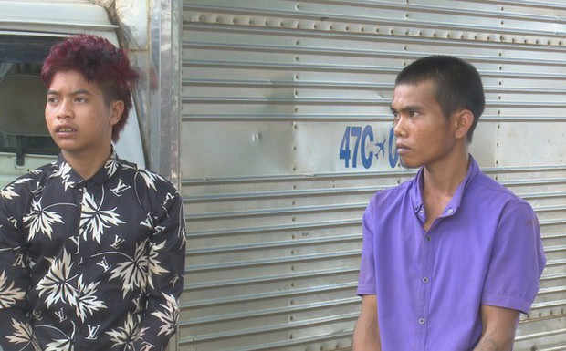 Hai thanh niên không biết lái xe trộm ô tô bị lộ vì không bật được đèn xe - Ảnh 1.