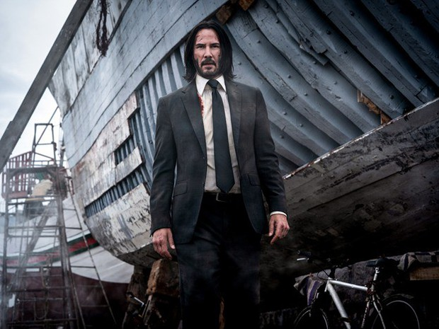 John Wick 3 mới trình làng, John Wick 4 đã công bố ngày phát hành - Ảnh 1.