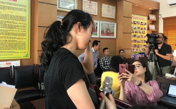 Mức kỉ luật mới đối với 2 giáo viên đánh học sinh tới tấp ở Hải Phòng - Ảnh 1.