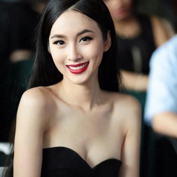 Thái Lan tụ hội dàn mỹ nhân sở hữu khung xương mặt đẹp nhất: Mình Hoa hậu chuyển giới lấn át dàn đại mỹ nhân U40! - Ảnh 11.