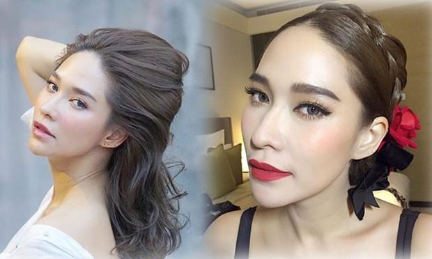 Thái Lan tụ hội dàn mỹ nhân sở hữu khung xương mặt đẹp nhất: Mình Hoa hậu chuyển giới lấn át dàn đại mỹ nhân U40! - Ảnh 13.